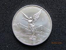 Mexico Libertad Siegesgöttin 1996 - 2 oz/Unzen/Onzas, Silber/Silver 999/1000