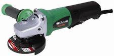 "Hitachi G12SE2 1200W 115mm (4-1/2"") Angle Grinder with Anti-Vibration Handle"