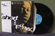 """Too Short """"Short But Funky"""" 12"""" OOP Orig E-40 Ant Banks 2pac Rappin' 4-Tay"""