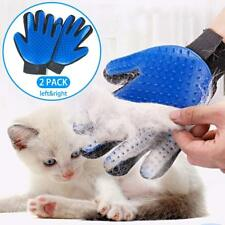 Pet Grooming Glove Hair Remover Brush for Small Pets Dogs Cats