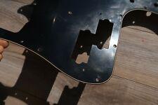 '72 79 Fender Precision Pickguard bass black guard 73 78 USA Vintage 1974 Guard