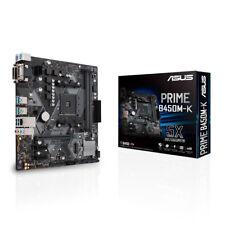 Asus principal B450m-k Matx placa base AMD AM4 CPU
