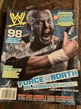 WWE Magazine October 2007 Mr Kennedy Cover Issue