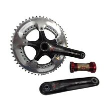 FSA SL-K Carbon Crank with Ceramic BB 172.5mm 53Tx39T MegaExo Dura Ace ring
