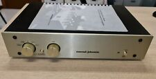 CONRAD JOHNSON PV-10A TUBE PREAMPLIFIER BOXED MINT 1:1 AS NEW WITH PHONO PREAMP