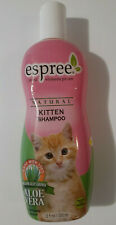 Espree Natural Kitten Shampoo 12oz