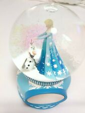 """NWT! Things Remembered Disney/Department 56/""""Frozen""""/Elsa & Olaf Snowglobe/$75"""
