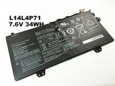 34Wh battery for Lenovo Yoga 3 Pro 11 80J80021US serie L14M4P71 L14L4P71 4680mAh