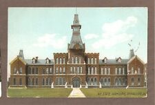 Vintage Postcard Unused Nys Armory Syracuse New York