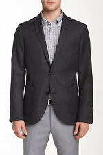 Tiger of Sweden Black 2 Button Notch Lapel Suit Separates Jacket, 54 (44US) $524