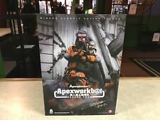 "Hot Toys Winson Creation Apexplorers 2 Rescue Team Apexworkbot MAGIC 12"" 1/6 MIB"