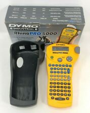 Dymo Rhinopro 5000 Industrial Thermal Label Maker Tested Amp Rugged Case