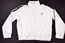 Ralph Lauren Active Women White Full Zip Warm Casual Outerwear Jacket SZ XL