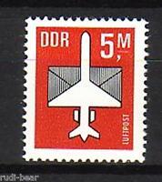 DDR Nr.  2967 ** Flugpostmarken  5 Mark