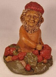 PATCH-R 1981~Tm Clark Gnome~Cairn Studio Item #146~Ed #54~Vintage~Story Included