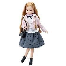 Takara Tomy Licca-chan Fashion Doll Ld-17 Licca Bijou Riders Cute New Japan