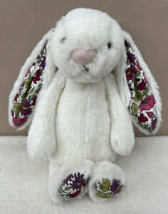 NEW Jellycat Small Afternoon Tea Flower Bashful Bunny Soft Toy Japanese BNWOT
