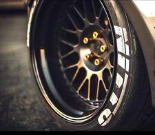 "18"" Nitto Tire Stencil For Paint Falken Kumho Michellin Bridgestone Toyo + More!"