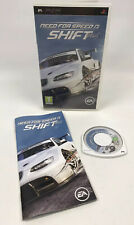 Need for Speed Shift Sony Playstation Portable PSP Game PAL UK Complete