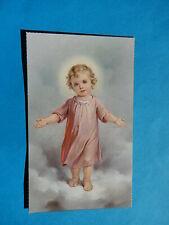 IMAGE PIEUSE IMMAGINETTE SACRE  ENFANT JESUS   THFR