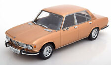1968 BMW 2500 E3 Blue Golden Color by BoS Models LE of 504 1/18 Scale. New!