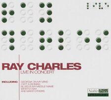 Ray Charles Live in concert (2004, digi, Noble Price Platinum) [CD]
