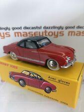 Atlas Editions (Mattel Norev) Dinky No.24M VW Volkswagen Karmann Ghia. MIB