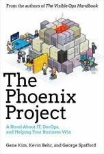 The Phoenix Project : A Novel about IT, DevOps, and Helping Your Business Win.