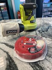 RYOBI P411 18-Volt ONE+ Cordless 5 in. Random Orbit Sander TOOL ONLY W/discs