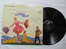 The Sound of Music,Julie Andrews,Vinyl lp,RCA Victor,