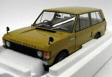 Almost Real 1/18 Scale Diecast 810103 Land Rover Range Rover 1970 Bahama Gold