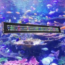 "New listing 48"" 156 Led Aquarium Light Multi-Color Full Spectrum Lamp For 40-50"" Fish Tank"