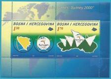 Bosnien und Herzegowina aus 2000 ** postfrisch Block 8 - Olympische Sommerspiele