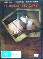 83 HOURS TIL DAWN             Region 4 DVD  Robert Urich, Peter Strauss   (2082)