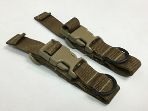 Military Universal Tripod 240 Sling Adapters COYOTE