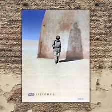 Original Movie Poster Star Wars The Phantom Menace - Minaccia Fantasma 70x100 CM