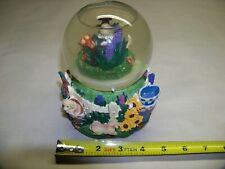 Dogs and Rabbits Musical Water Dome