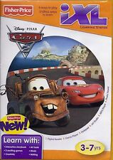 Fisher-Price iXl Software - Disney Pixar Cars 2 - for iXl Learning System - New