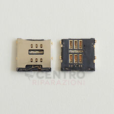 MODULO LETTORE MICRO SIM PER APPLE IPHONE 4 G 4 S CIRCUITO MICROSIM CARD SLOT