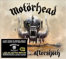Aftershock, Motorhead, Good Limited Edition, Special Edition