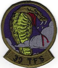 39 TFS (USAF Squadron Patch)