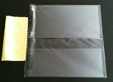 New PS Sony PlayStation Vita Screen Protector Film Front and Back
