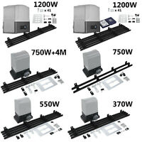 800/1000/1500/1800KG Sliding Electric Gate Opener Automatic Motor Remote Kit
