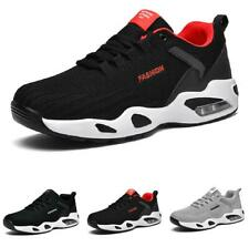 Men Outdoor Running Sports Gym Jogging Non-slip Fitness Fashion Sneakers Shoes D