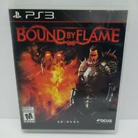 Bound by Flame (Sony PlayStation 3, 2014) Complete Tested Canadian Version