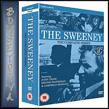THE SWEENEY -  COMPLETE SERIES BOXSET - *** BRAND NEW & SEALED DVD****