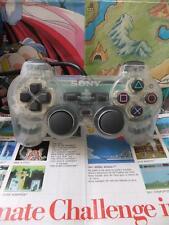 Playstation 2 PS2:Controller / Manette DualShock 2 Translucide [OFFICIEL SONY]