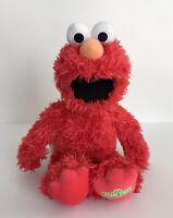 "Build A Bear Elmo Sesame Street Plush Stuffed Toy 20"""
