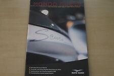 167593) Moto Guzzi - Modellprogramm - Prospekt 2002