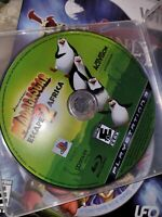 Madagascar Escape 2 Africa PS3 Sony PlayStation 3 2008 Game Disc Only